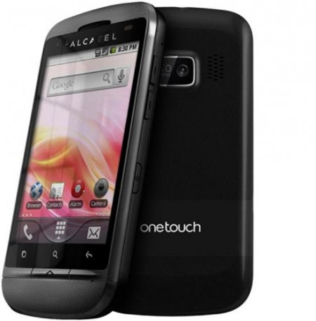 Смартфон Alcatel ONETOUCH 918 Dual SIM