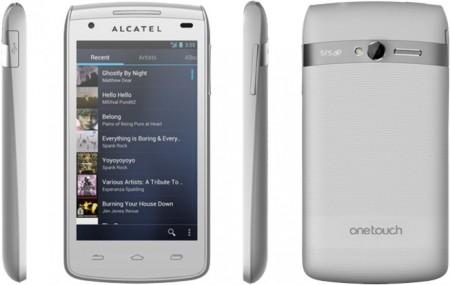 Смартфон Alcatel ONETOUCH 992 Dual SIM