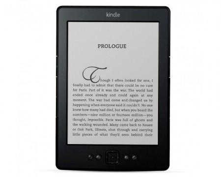 Електронна книга Amazon Kindle 4 Wi-Fi