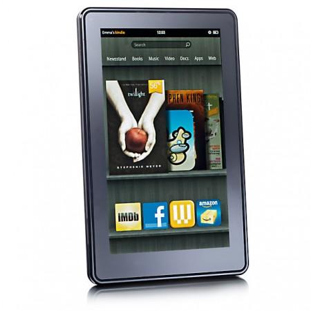 Електронна книга Amazon Kindle Fire