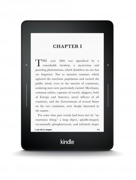 Електронна книга Amazon Kindle Voyage