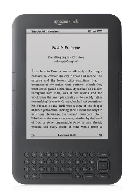 Електронна книга Amazon Kindle Wi- Fi