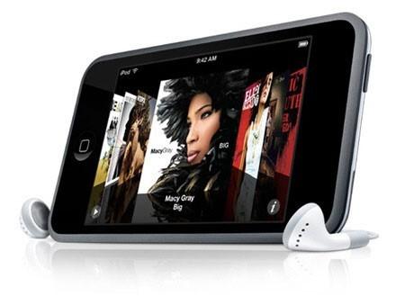 GSM втора употреба Apple MP3 плейър iPod 4 Touch 8GB