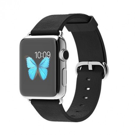 Smart Часовник Apple Watch Stainless Steel Case Classic Buckle 38mm - MJ312