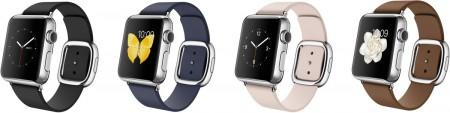 Smart Часовник Apple Watch Stainless Steel Case Modern Buckle 38mm