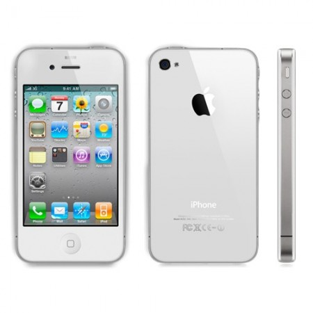 GSM Apple iPhone 4 16GB WHITE