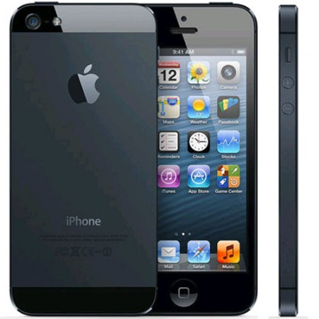 GSM Apple iPhone 5 16GB BLACK