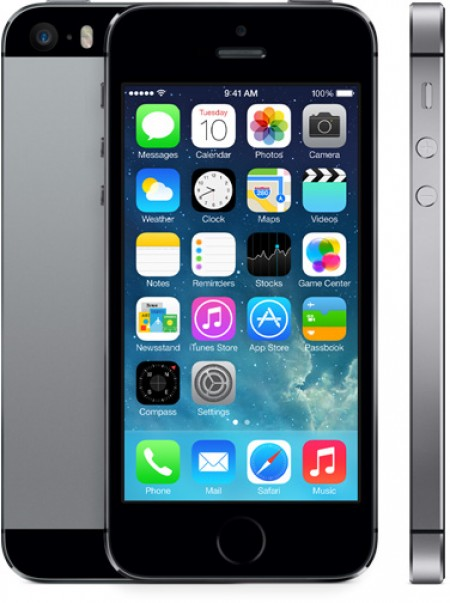 Смартфон Apple iPhone 5S 32GB BLACK