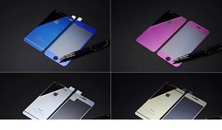 Протектор за Apple iPhone 6/6S Mirror Glass set