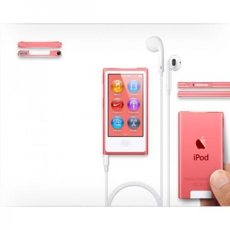 MP3 плейър Apple iPod 7 nano 16 GB
