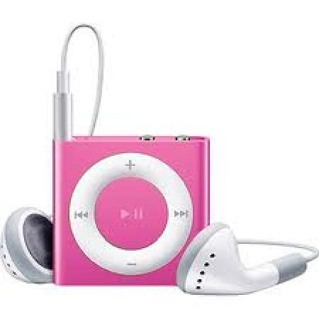 MP3 плейър Apple iPod Shuffle 2GB