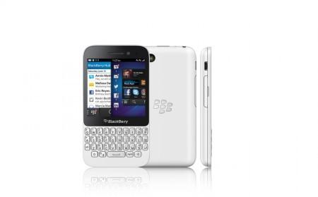 GSM втора употреба BlackBerry Q5