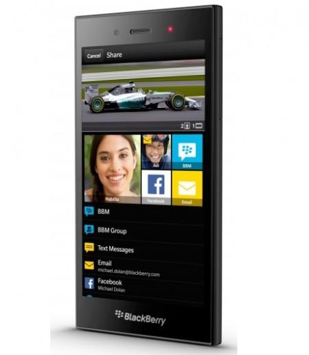 GSM втора употреба BlackBerry Z3