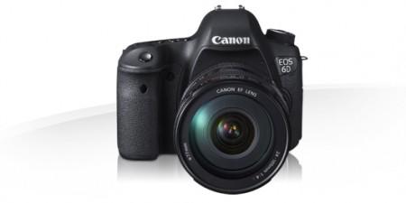 CANON EOS 6D + обектив CANON EF 24-105mm f/4 L IS USM