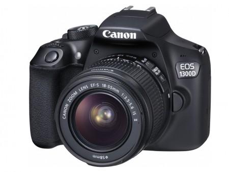 Фотоапарат Canon EOS 1300D + обектив CANON EF-S 18-55 f/3.5-5.6 IS II+подарък 60 лв премия в брой+Accsesory KIT