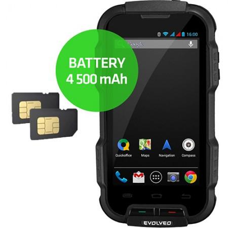 Смартфон Evolveo STRONGPHONE Q4 Dual SIM