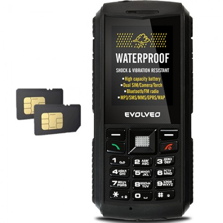 Смартфон Evolveo STRONGPHONE X1 Dual SIM