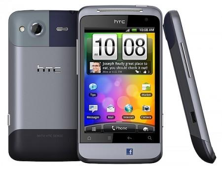 Снимки на HTC Salsa