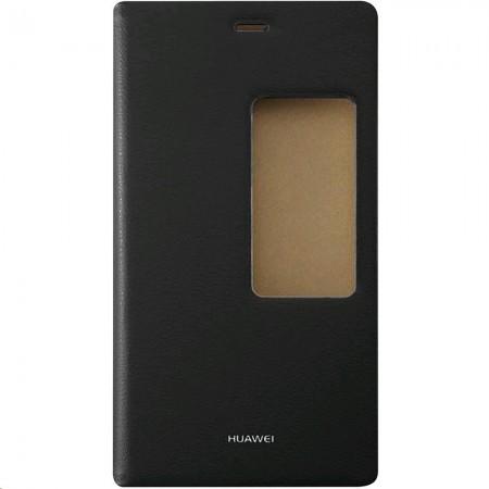 Калъф за Huawei P8 Flip Flexi Case