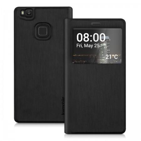 Калъф за Huawei P9 lite Flip Flexi Case
