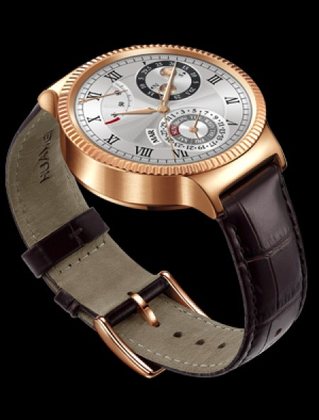 Smart Часовник Huawei Smartwatch 42mm Brown Leather