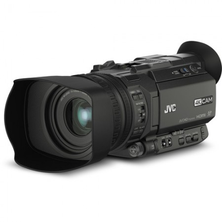 Професионална видеокамера JVC GY HM170E