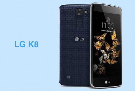 Цена на LG K8 K350