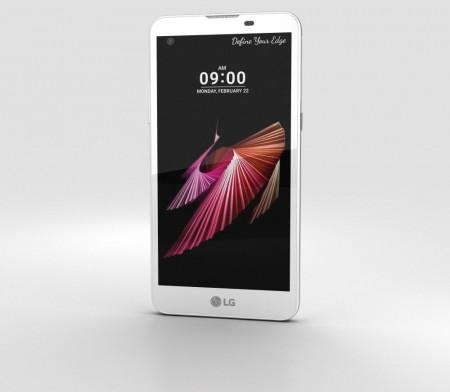 Смартфон LG X Screen K500