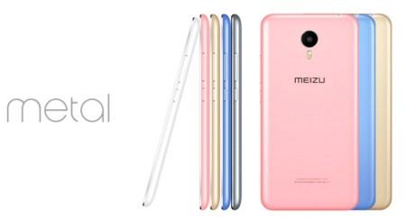 Цена Meizu M1 Metal Dual SIM M57A