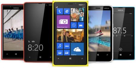 Смартфон Microsoft Lumia 850
