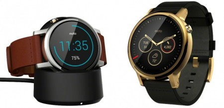 Smart Часовник Motorola Moto 360 46mm 2nd Gen