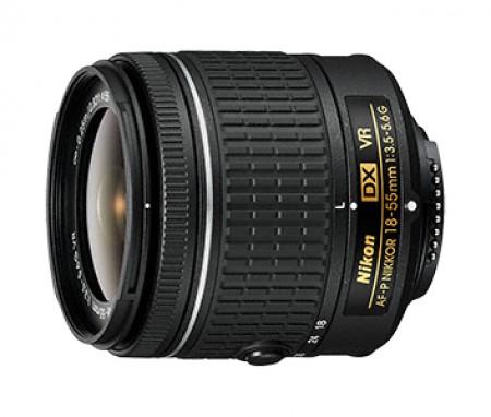 Обектив Nikon AF-P DX 18-55mm f/3.5-5.6G VR