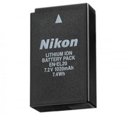 Батерия Nikon EN-EL20