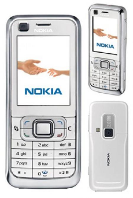 GSM Nokia 6120 Classic