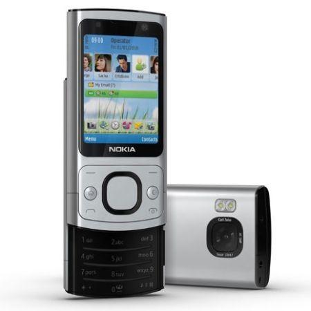GSM втора употреба Nokia 6700 Slide