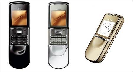 Nokia 8800 Sirocco Снимка