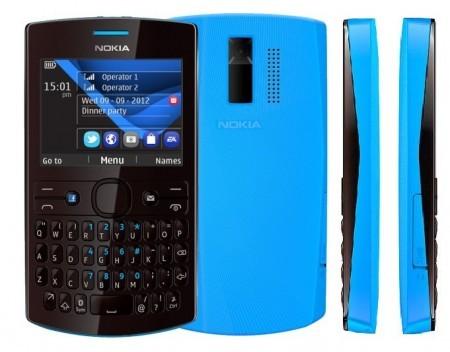 Смартфон Nokia Asha 205