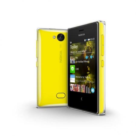 Смартфон Nokia Asha 503