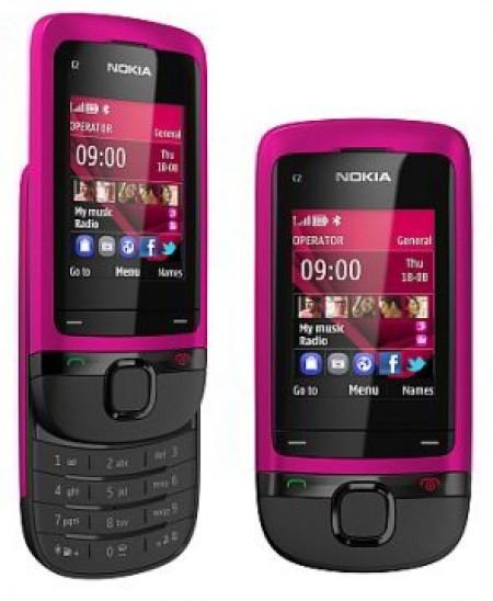 Снимки на Nokia C2-05