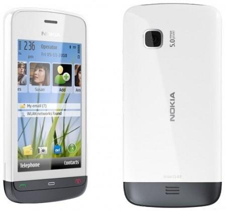 Цена на Nokia C5-03