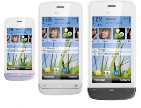Цена Nokia C5-03