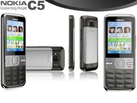 GSM втора употреба Nokia C5