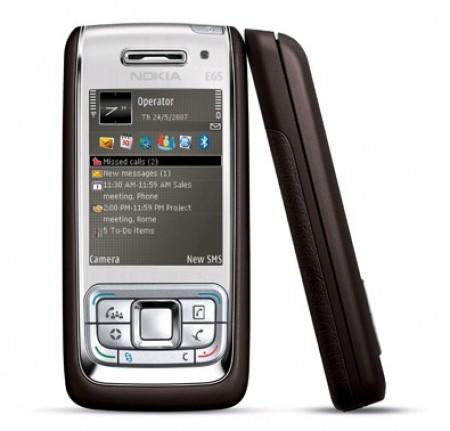 GSM Nokia E65