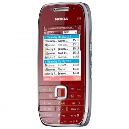 GSM Nokia E75 Navigation Edition