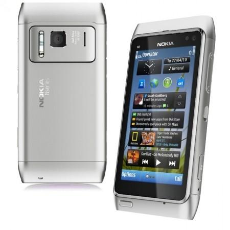 GSM втора употреба Nokia N8