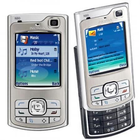 GSM втора употреба Nokia N80