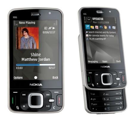 GSM втора употреба Nokia N96