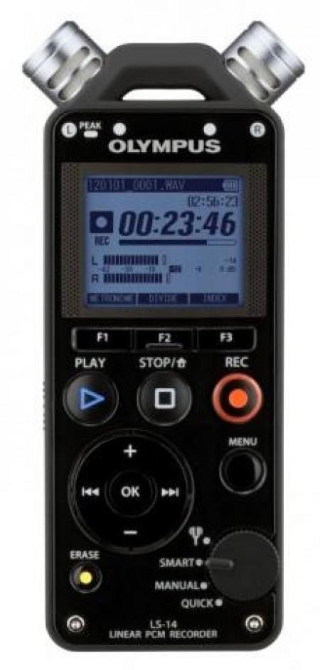 Цифров диктофон Olympus LS-14