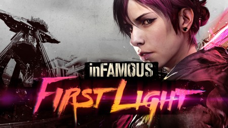 PlayStation PS4 Games InFamous: First Light