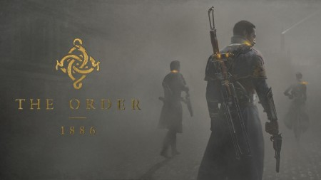 PlayStation PS4 Games The Order:1886 standard edition